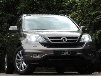 2009 HONDA CR-V 2.0 I-VTEC EX 5d AUTO 148 BHP £8790.00