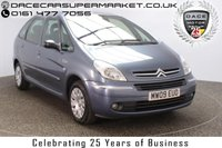 USED 2009 09 CITROEN XSARA PICASSO 1.6 PICASSO DESIRE 16V 5DR 108 BHP FULL SERVICE HISTORY + AIR CONDITIONING + RADIO/CD + ELECTRIC WINDOWS + ELECTRIC MIRRORS