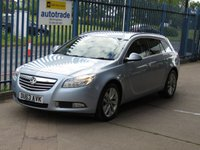 2013 VAUXHALL INSIGNIA 2.0 SRI CDTI 5dr Estate Climate Alloys Cruise £6000.00