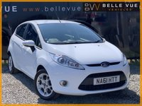 USED 2011 61 FORD FIESTA 1.4 ZETEC TDCI 5d 69 BHP *AIR CONDITIONING, BLUETOOTH PHONE, DAB DIGITAL RADIO!*