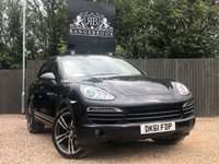 USED 2011 61 PORSCHE CAYENNE 3.0 S HYBRID TIPTRONIC S 5dr AUTO  1 Year Parts & Labour Warranty