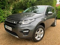 USED 2016 16 LAND ROVER DISCOVERY SPORT 2.0 TD4 HSE 5d 150 BHP