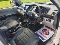 USED 2012 62 MITSUBISHI L200 2.5 DI-D 4X4 BARBARIAN LB DCB 1d 175 BHP