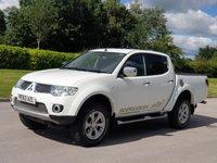 2012 MITSUBISHI L200 2.5 DI-D 4X4 BARBARIAN LB DCB 1d 175 BHP £10250.00