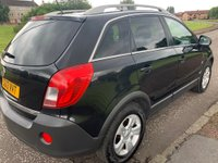 USED 2013 13 VAUXHALL ANTARA 2.2 CDTi Exclusiv 5dr Amazing Value ! Low Miles !