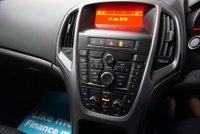 USED 2015 15 VAUXHALL ASTRA 1.6 i VVT 16v Design 5dr 1 FORMER KEEPER-SERVICED-MOT