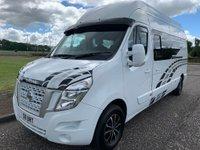 2012 NISSAN NV400 2.3 DCI Diesel LWB Camper/Day Van £16995.00