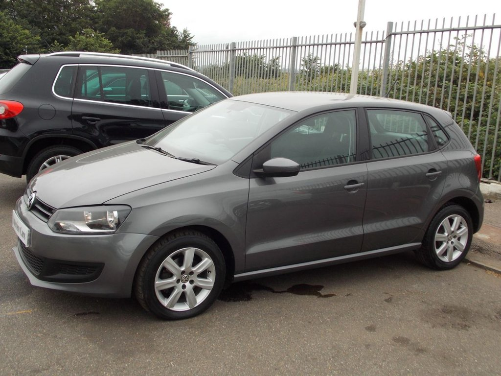 USED 2010 59 VOLKSWAGEN POLO 1.2 SE 5d 60 BHP