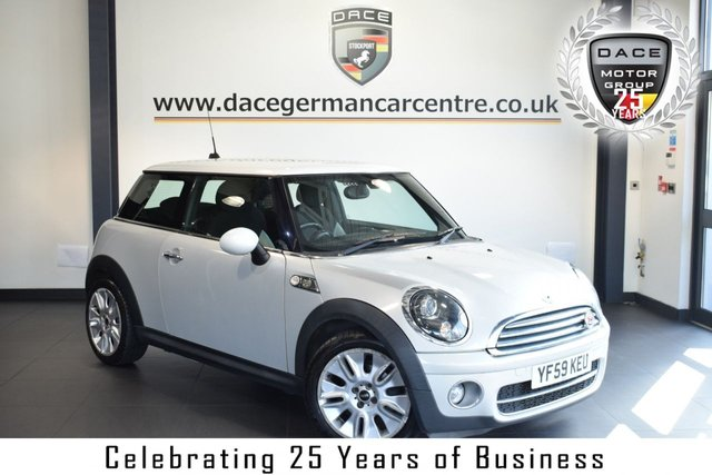 View our MINI HATCH COOPER