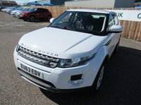 2013 LAND ROVER RANGE ROVER EVOQUE 2.2 SD4 PURE TECH 5d AUTO 190 BHP £17995.00