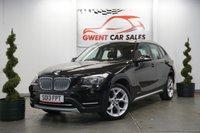 2013 BMW X1 2.0 XDRIVE18D XLINE 5d AUTO 141 BHP £9990.00