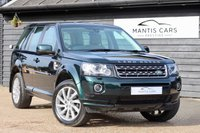 USED 2014 LAND ROVER FREELANDER 2.2 SD4 SE Tech 5dr Auto RESERVE ONLINE - UK DELIVERY