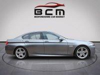 2012 BMW 5 SERIES 2.0 520D M SPORT 4d AUTO 181 BHP £9886.00