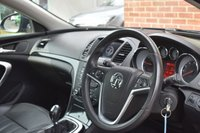 USED 2012 62 VAUXHALL INSIGNIA 2.0 ELITE NAV CDTI 5d 157 BHP WE OFFER FINANCE ON THIS CAR