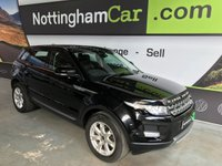 2013 LAND ROVER RANGE ROVER EVOQUE 2.2 SD4 PURE TECH 5d AUTO 190 BHP £16295.00