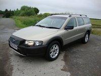 2004 VOLVO XC70 2.4 D5 SE LUX AWD 5d AUTO 163 BHP £3295.00