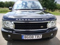 USED 2008 08 LAND ROVER RANGE ROVER 3.6 TDV8 VOGUE 5d AUTO 272 BHP