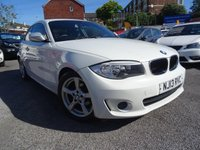 2013 BMW 1 SERIES 2.0 118D EXCLUSIVE EDITION 2d 141 BHP £7499.00