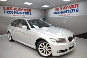 2009 BMW 3 SERIES 2.0L 318D SE 4d 141 BHP £3999.00