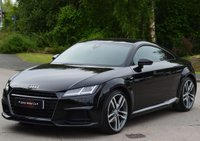 USED 2015 15 AUDI TT 2.0 TDI ULTRA S LINE 2d 182 BHP ***TECHNOLOGY PACK***