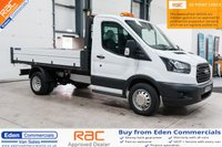 USED 2016 66 FORD TRANSIT 2.2 350 C/C DRW *SINGLE CAB TIPPER*