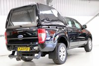 USED 2013 63 FORD RANGER 2.2 TDCi XL Double Cab Pickup 4x4 4dr (EU5) EX MOD - BUILT IN SUPERWINCH