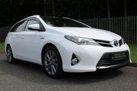 USED 2014 63 TOYOTA AURIS 1.8 VVT-I EXCEL 5d AUTO 98 BHP A LOW MILEAGE, LOW OWNER CAR WITH TOYOTA HISTORY!!!