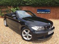 2009 BMW 1 SERIES 2.0 118I SE 2d 141 BHP £6995.00