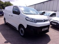 2016 CITROEN DISPATCH 1.6 M 1000 X BLUEHDI 95 BHP £9250.00