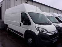 2016 CITROEN RELAY 2.2 35 HEAVY L4H3 HDI 130 BHP £9495.00