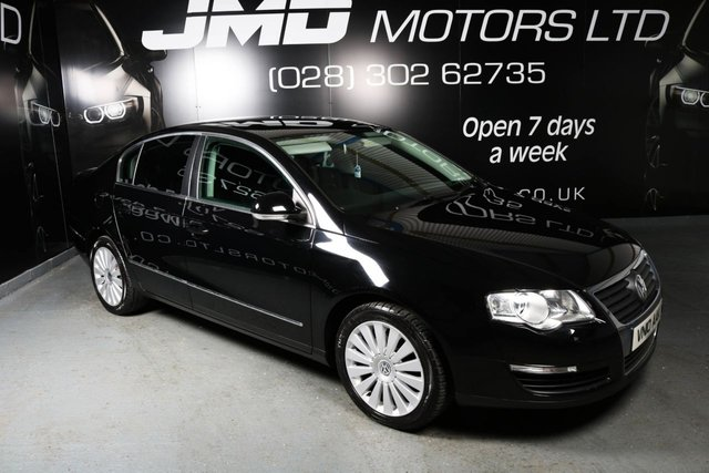2010 10 VOLKSWAGEN PASSAT 2.0 HIGHLINE TDI 109 BHP (FINANCE AND WARRANTY)
