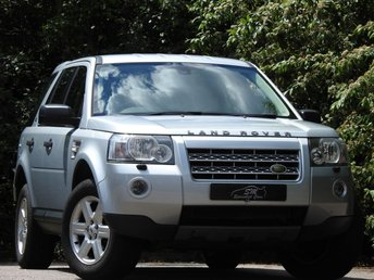2010 LAND ROVER FREELANDER 2.2 TD4 E GS 5d 159 BHP £4950.00