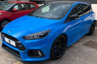 USED 2018 18 FORD FOCUS RS EDITION 2.3 5DR 345 BHP, WARRANTY UNTIL MARCH 2021 NOW SOLD - SIMILAR VEHICLES WANTED