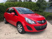 USED 2014 14 VAUXHALL CORSA 1.2 EXCLUSIV AC CDTI ECOFLEX 3d 73 BHP A Fantastic Little Car in Great Condition with Super Low Running Costs, Air Conditioning, Multi Function Steering Wheel, On-board Computer and Road Tax for just £20 Per Year make this an ideal First Time Car or Cheap City Run Around.