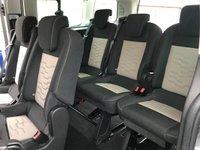USED 2016 66 FORD TOURNEO CUSTOM 310 130PS TITANIUM 9 SEAT MINIBUS **VERY LOW MILES**HUGE SPEC**