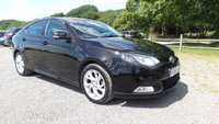 USED 2012 62 MG 6 1.8 S GT 5d 160 BHP 2 X KEYS, ALLOY-WHEELS, REMOTE LOCKING, AIR-CONDITIONING, CD-PLAYER, ELECTRIC WINDOWS, ELECTRIC MIRRORS, METALLIC PAINT, SUPERB EXAMPLE,