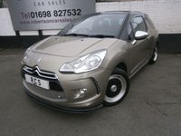 USED 2010 60 CITROEN DS3 1.6 DSTYLE HDI 3dr ECONOMICAL DIESEL HATCH
