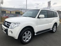2012 MITSUBISHI SHOGUN 3.2 EQUIPPE DI-D LWB 5d AUTO 197 BHP £13750.00