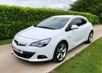 USED 2013 13 VAUXHALL ASTRA 2.0 GTC SRI CDTI  3d 162 BHP, VERY LOW MILEAGE, SERVICE HISTORY, EXCELLENT CONDITION