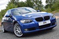2007 BMW 3 SERIES 3.0 325D SE 2d 195 BHP £4990.00