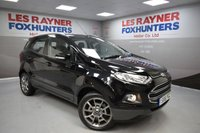 USED 2016 16 FORD ECOSPORT 1.0 TITANIUM 5d 124 BHP Full ford service history, 1 Owner, half leather, great mpg