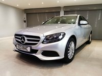 2015 MERCEDES-BENZ C CLASS 2.0 C200 SE EXECUTIVE 4d AUTO 184 BHP £14450.00