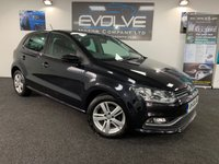 USED 2016 16 VOLKSWAGEN POLO 1.0 MATCH 5d 60 BHP IMMACULATE, GREAT SPEC!!