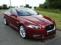 "USED 2012 12 JAGUAR XF 3.0 V6 S PREMIUM LUXURY 4d AUTO 275 BHP SAT NAV LEATHER, 20"" ALLOYS"