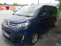 USED 2017 67 CITROEN SPACETOURER 1.6 BUSINESS XS BLUEHDI S/S 5d 114 BHP (9 SEATER)
