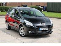 2012 PEUGEOT 5008 1.6 HDI ACTIVE 5d 112 BHP £4950.00