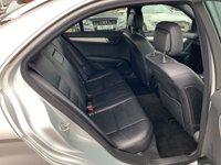 USED 2009 09 MERCEDES-BENZ C CLASS 3.0 C320 CDI SPORT 4d AUTO 222 BHP