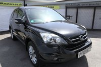 USED 2010 60 HONDA CR-V 2.2 I-DTEC ES 5d 148 BHP * FULL HISTORY-LOW TAX GROUP *