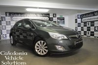 USED 2010 10 VAUXHALL ASTRA 1.6 SE 5d 113 BHP BRITISH RACING GREEN, ULTRA LOW MILEAGE, THIS CAR COMES WITH SERVICE HISTORY & 12 MONTHS MOT