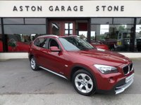 USED 2011 61 BMW X1 2.0 XDRIVE18D SE 5d 141 BHP **4X4** ** 2 OWNERS * REAR PDC **